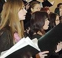Концерт в сопровождении нового органа