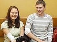 Молодые становятся донорами