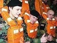 «Вирсайтис» с военнослужащими на борту – на учения за полярный круг