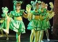 Танец радует и самих танцоров, и зрителей