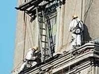 Обследование башни церкви святой Троицы