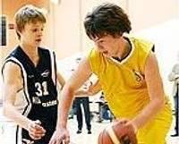 Растет хорошая смена юных баскетболистов