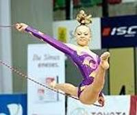 Марина Кислухина – двукратная чемпионка