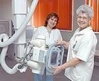 В больнице установлена цифровая рентгеновская аппаратура