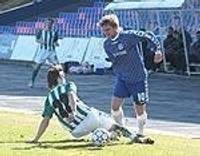 Первая победа в Балтийской лиге