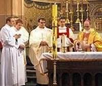 70-летие Лиепайской епархии римско-католической церкви