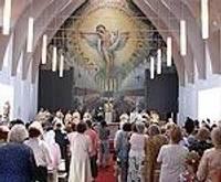 Церковь св.Доминика освящена