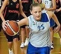 Сабине Ниедола будет играть в сборной Латвии