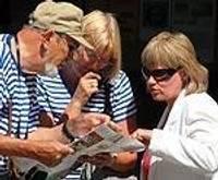 Туристы ищут салоны красоты