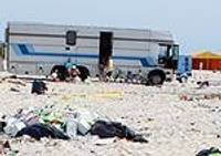 В следующем году по пляжу не будут ездить, как по шоссе