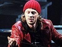 Эгон Домбровский – лучший актер года