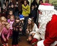 Рождественский караван в Лиепае