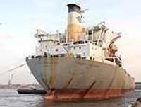 Самое длинное судно в истории порта подошло к причалам — Дополнено