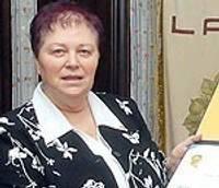 Приз Пола Харриса – Вите Розенберге