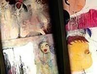 Открыли выставку Гирта Муйжниекса