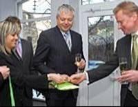Открыли бюро авиакомпании «airBaltic»