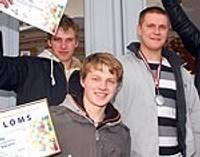 Молодые профессионалы привезли медали