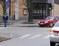 Мальчика задавили на пешеходном переходе