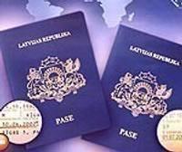 TV – И в Лиепае возникают очереди за новыми паспортами