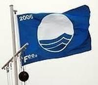 Четыре синих флага