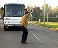 Помочь инвалидам по зрению