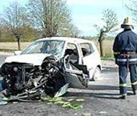 Пострадали в аварии из-за лихача