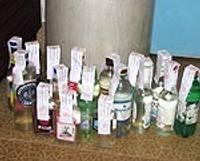 Закрыта винокурня в квартире