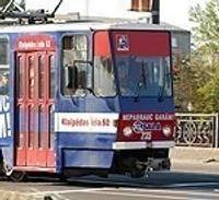 На 25% вырастет проезд в лиепайском трамвае