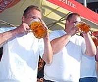 ТV – Литр пива выпивает за 8 секунд