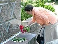 В Лиепае вспоминали трагедию еврейского народа