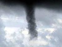 TV – Торнадо достиг лиепайского пляжа