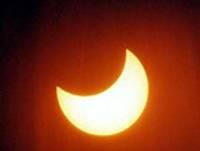 Из Солнца «выгрызли» кусок