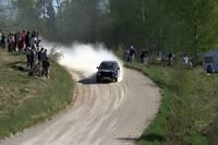 Ралли-спринт «Калнамуйжа 2009»