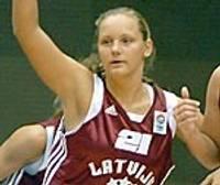 Баскетболистки сборной Латвии завершили чемпионат Европы седьмыми