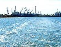 Выбран углубитель порта