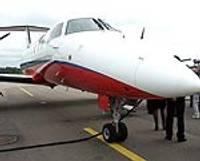 «Атлант-Союз» хочет возобновить полеты из Москвы в Лиепаю