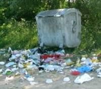 Отдыхающих встречает море отходов