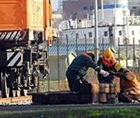 Лиепайский порт ведет переговоры с Россией