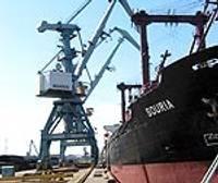 Порт за 8 месяцев перевалил на 6,3% грузов меньше