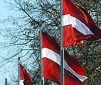 Партия Осипова подарит думе флаг Латвии