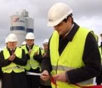 Лиепайский порт – мост для экспорта продукции «CEMEX»
