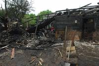 Злоумышленники сожгли хозяйство двух пенсионеров