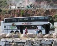 Полиция конфисковала туристический автобус из Лиепаи