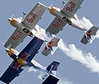 Будет шоу воздушной акробатики