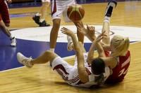 Латвия победила Польшу