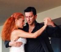 Аргентинское танго из Санкт-Петербурга