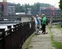 Собираются запретить рыбачить в порту
