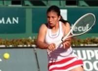 Севастова прошла в четвертьфинал турнира в Бадгаштейне