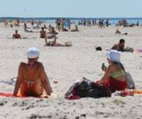 Летняя жара отступает