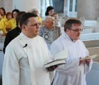 Ординированы два евангелиста